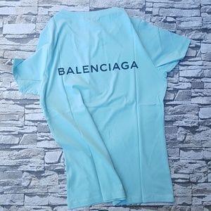 Balenciaga Tops - balenciaga tshırt